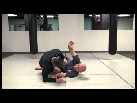 A Powerful Half Guard Sweep (and a Secret Detail)
