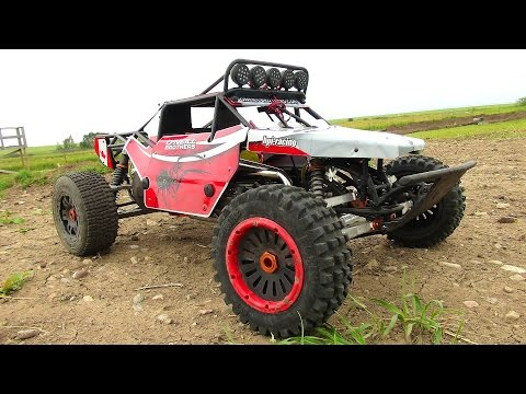 RC ADVENTURES - Mixed Class - Powerful Large Scale Gas Trucks Race