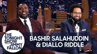 Bashir Salahuddin and Diallo Riddle on the Origin of History of Rap and Slow Jam the News