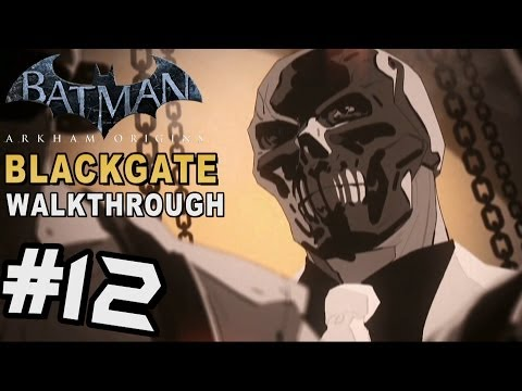 Batman Arkham Blackgate - Walkthrough Part 12 Glue Gadget Upgrade