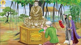 Cặp VỢ CHỒNG được phước báo nhờ thắp Hương Bái Phật -  TRUYỆN NHÂN QUẢ PHẬT GIÁO