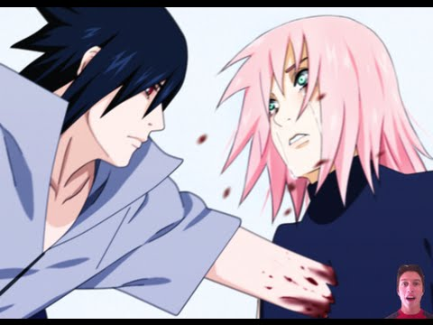 Naruto 693 Manga Chapter Review- Naruto VS Sasuke Full Final Fight! Sasuke Kills Sakura?! ナルト 693