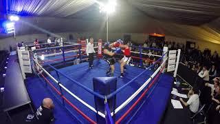 Ultra White Collar Boxing   Ashford   Tommy Wadman VS Dan Lucey