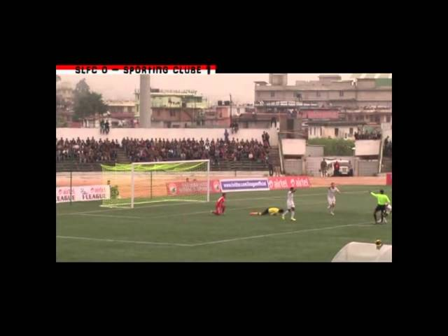 Shillong Lajong FC vs Sporting Clube De Goa Highlights