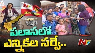 Poll Yatra: Voice Of Common Man   AP 2019 Election Survey From Palasa   NTV Special