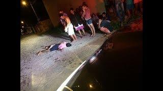 Jovem morto com cerca de 20 facadas no Bairro Piauí em Parnaíba