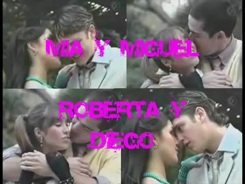RBD - Dos enamorados