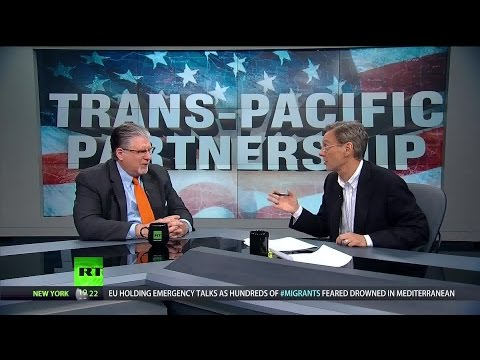 Why Is Obama Pushing The TPP?