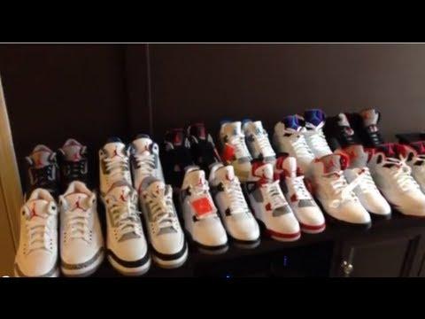 All OG Colorways: Air Jordan 3, 4, 5!  (III, IV, V) Complete Collection