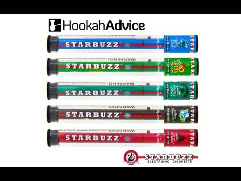 Starbuzz E-Cigs Review & Breakdown - First 5 Flavors!
