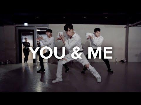You & Me (Flume Remix) - Disclosure / Jinwoo Yoon Choreography
