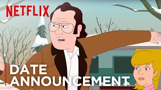 F Is for Family | Season 2 Date Announcement | Netflix