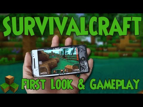 Survival craft game vs