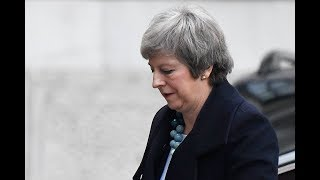 UK Prime Minister Theresa May addresses UK Parliament  LIVE