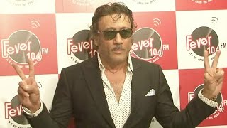 Jackie Shroff Launches His New Radio Audio Drama 'Sai Baba' At Fever 104 FM