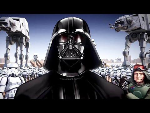 STAR WAR Commander Trailer [FREE]