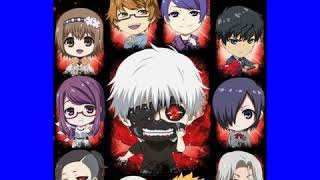 Tokyo Ghoul: Survival of the Sickest by Saliva