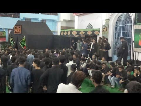 Live Julus-e-Aza 18 bani Hashim Japla Hussainabad