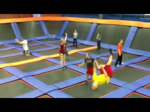 Sky Zone- Augustana College, Sioux Falls, SD