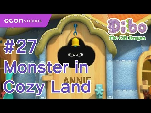 [ocon] Dibo The Gift Dragon  ep27 Monster In Cozy Land(eng Dub) video