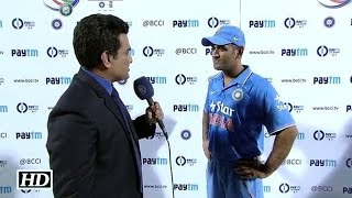 Dhoni's Reaction on losing ODI series vs South Africa