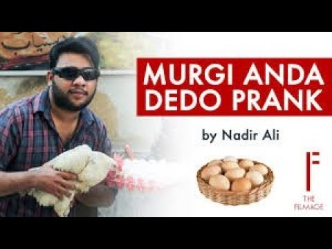 Murgi Anda Do Prank By Nadir Ali In P4 Pakao :TECH AND OTHERS thumbnail