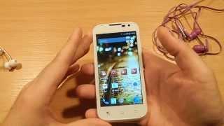 MTS Smart Sprint экран, звук, батарея