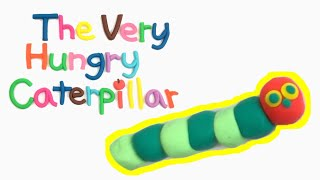【Claymation】The very hungry caterpillar -stop motion