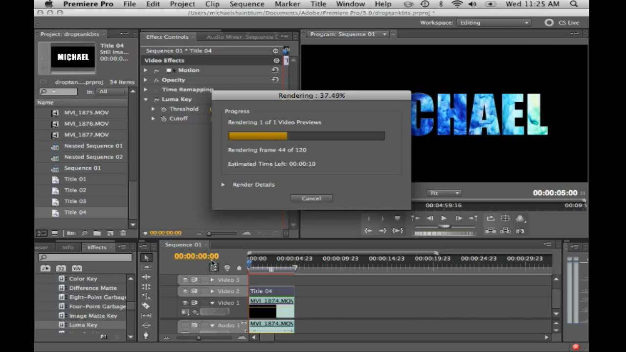 add font to adobe premiere