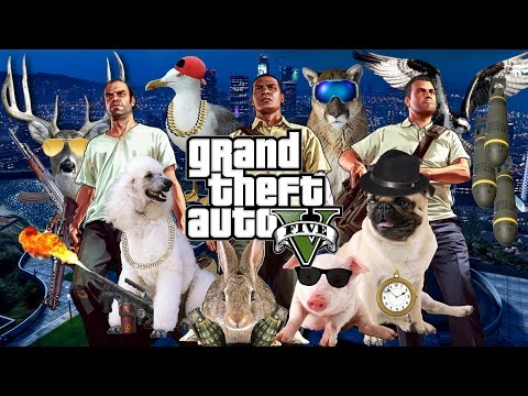 Peyote Trip Compilation - Grand Theft Auto V
