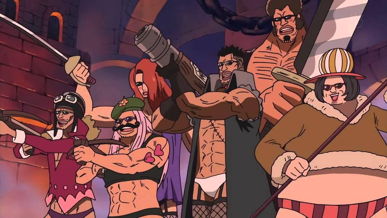 One Piece Revolutionary Army Revolutionaries One Piece