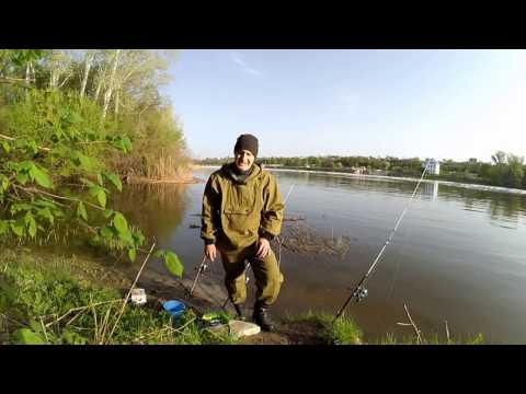 рыбалка фидером ранней весной