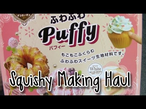 Squishy Maker Kit : Padico Squishy Maker Kit Demo How To Save Money And Do It Yourself!
