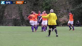 SPEC FC vs Redbridge Jewish Care B