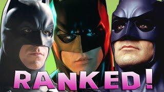9 Batman Movies Ranked