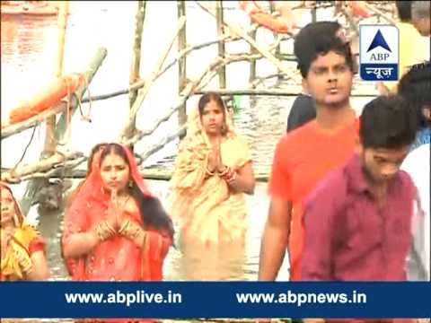 Chhath celebrated with religious fervour in Bihar and UP
