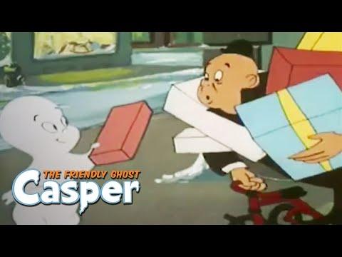 Casper Classics 👻True Boo 👻 Casper the Ghost Full Episode 👻 Kids Cartoon 👻 Videos For Kids