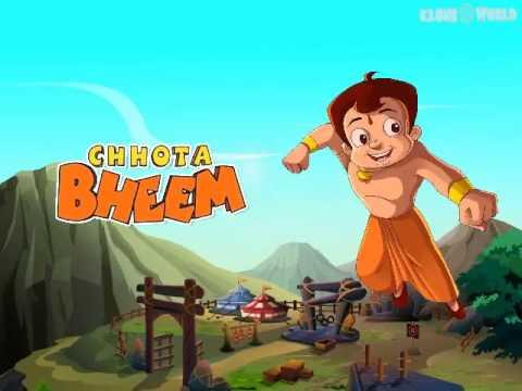 Cute Aayush  New Super Hero With Chota Bhim video