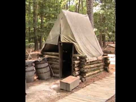 Civil War Encampment and Fortification