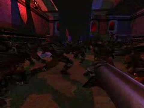 Quake 3 Raytraced