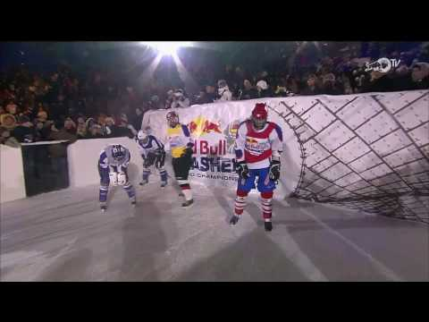 Redbull Crashed Ice Mnchen Highlights 2010 Teil 2