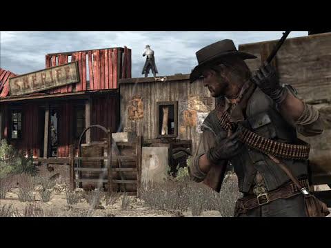 Top 5 Mejores Juegos Western ( Vaqueros )