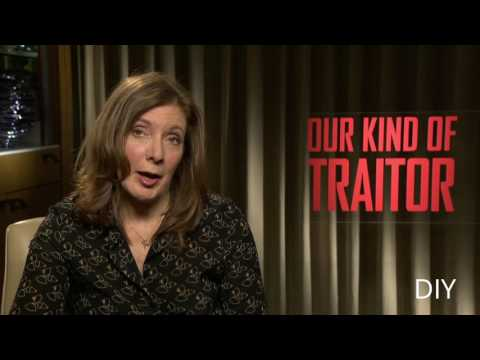 Susanna White - Our Kind Of Traitor Interview
