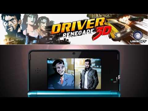 DRIVER: Renegade 3D - First 30 Minutes gameplay