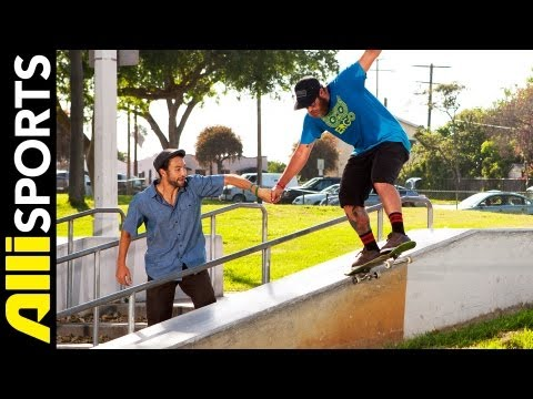 Andrew Cannon Skates SoCal Spots For A Day