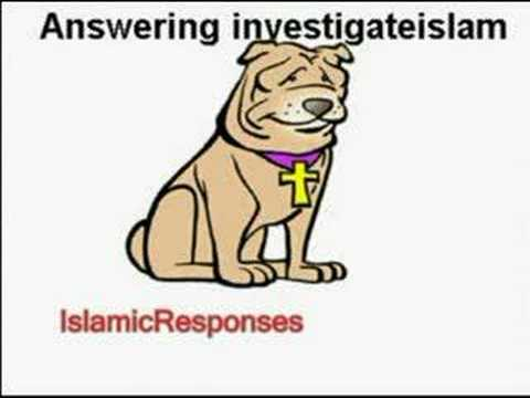 Re: Muhammad hadn't sex with his aunt but Investigateislam had sex with his dog P2/3