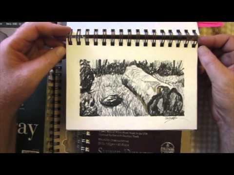 Derwent Sketching Pencils Review