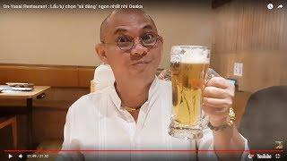 """On-Yasai Restaurant : Lẩu tự chọn """"xả dàng"""" ngon nhất nhì Osaka"""