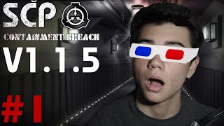 I SEE ALL! - SCP Containment Breach V1.1.5 - #1