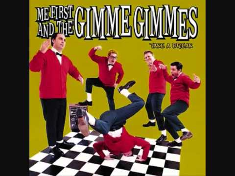 Me First And The Gimme Gimmes - Nothing Compares To You